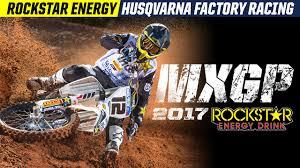 rockstar motocross goggles 2017 mxgp rockstar energy husqvarna factory racing drn