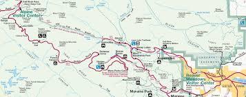 Estes Park Colorado Map 2 Tag Von Denver Nach Cheyenne Meine Reisen