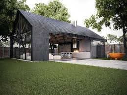 modern barns amazing modern pole barn house 27 for small home remodel ideas