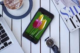 tulips snowfall live wallpaper android apps on google play