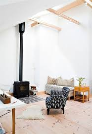 13 wood stove decor ideas for your home brit co