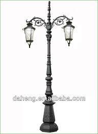 lighting antique post lights outdoor vintage light pole for sale