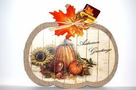 fall autumn thanksgiving wall hanging door decor decorations x2 ebay
