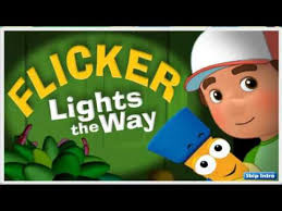 handy manny flicker lights disney junior kidz games