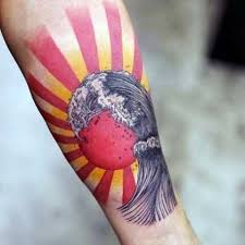 best 25 rising sun tattoos ideas on sun meanings itattoodesigns