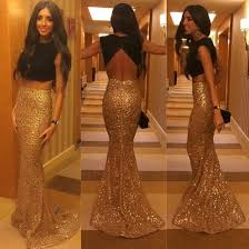 skirt long gold ceremony mariage dress top formal
