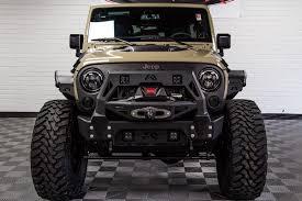 jeep rubicon winch bumper 2018 jeep wrangler rubicon recon unlimited gobi