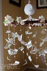 diy butterflies wedding theme ideas butterfly mobile diy