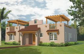 Adobe Style Home Southwestern Home Plans Southwestern Style Home Designs From