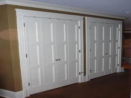 Bi Folding Closet Doors Bedroom Bedroom Closet Doors 17 Best Ideas About Folding