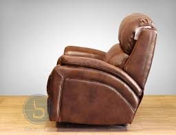 Brown Leather Recliner Chair Barcalounger Vantage Ii Rocker Leather Recliner Chair
