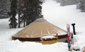 Utah snorkeling images Best backcountry huts in north america bell lake yurt montana jpg