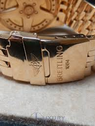 breitling gold bracelet images Luxury time watches jpg