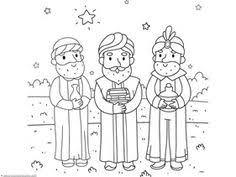 nativity activities paper