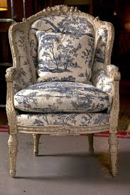 Floral Chairs For Sale Design Ideas Chair Vintage Floral Wing Chair Slipcover Design Stunning White