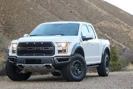 Ford Raptor Green - review 2017 ford f 150 raptor pickup gear patrol