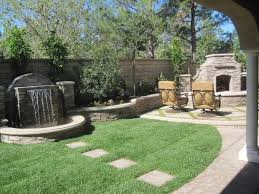 Landscaping Ideas Small Backyard Simple Landscaping Plans Backyard Front Yard Landscaping Plans