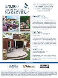 Backyard Contest Makeover by Dream Backyard Makeover Opportunities For Central Iowa An