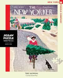 tree shopping new york puzzle company