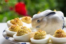 deviled egg dishes best deviled eggs recipe a classic must simplyrecipes