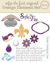 sofia inspired design elements sd de0160 4 99