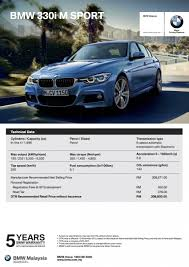 bmw 320d m sport price f30 bmw 3 series lci launched in malaysia 3 cyl 318i 320i 320d