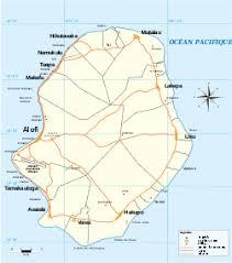 niue on world map atlas of niue wikimedia commons
