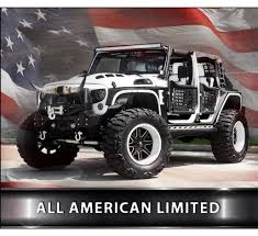 rattletrap jeep all american limited by american custom jeep jeeps unlimited