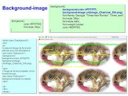 div background url feuilles de styles en cascade ppt t礬l礬charger
