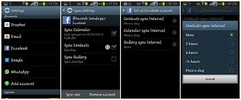 remove account from android phone how to delete contacts from android device