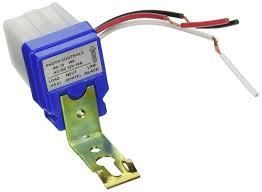 photocell sensor automatic light control switch amazon com highrock ac dc 12v 10a auto on off photocell light