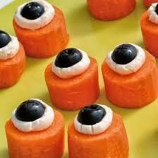 69 best spooky healthy halloween treats images on pinterest