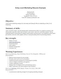 sales and marketing resume format exles 2015 entry level resume format foodcity me