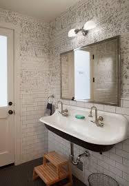 designer bathroom wallpaper gorgeous wallpaper ideas for your modern bathroom with regard to