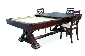 dining table converts to pool table convertible pool dining table pool table dining room table furniture