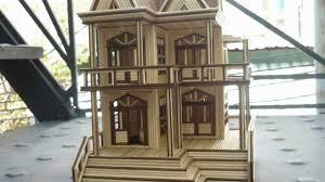 nhà tăm tre bamboo toothpick house princess of china