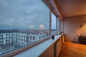 modern apartment with a great view old town flat rent vilnius