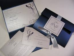 cheap make your own wedding invitations create your own invitations template hshssge5 glossy navy cover