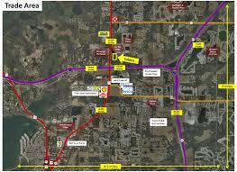 Southwest Florida Map by Southwest Florida Water Management District Surplus Properties