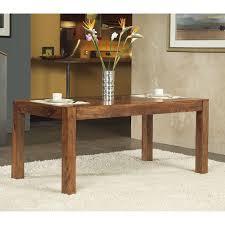 modus genus 4 piece dining table set with bench hayneedle