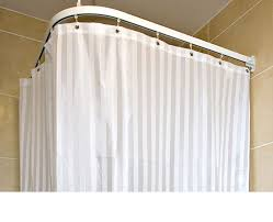 White Satin Curtains Contour Showers Uk Specialists In Disabled Showers Shower Curtains