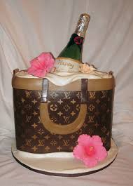 this is my first louis vuitton bag cake i used a stencil to make