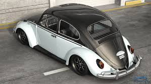 volkswagen beetle modified black custom vw bug slammed air cooled dubs pinterest slammed