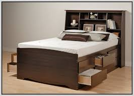 Building A Platform Bed With Drawers Underneath by Platform Bed With Drawers Underneath Plans Wooden Global