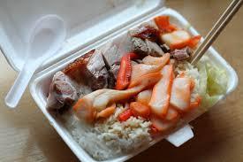 cuisine box foam food container