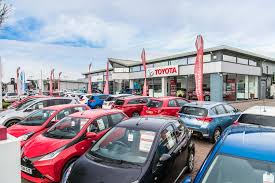 lancaster toyota toyota dealer in toyota dealership merseyside johnsons toyota