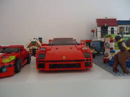 lego ferrari f40 brickblog lego ferrari f40 review