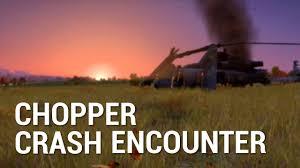 chopper crash encounter dayz standalone 0 62 1pp dayz tv