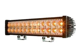 orange led light bar led light bars for trucks super bright leds