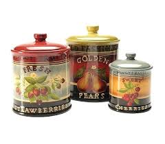 country kitchen canisters ceramic kitchen canisters babca club